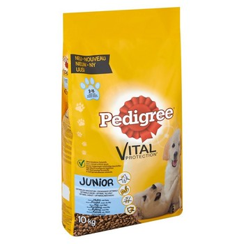 croquettes pedigree junior pour chiots
